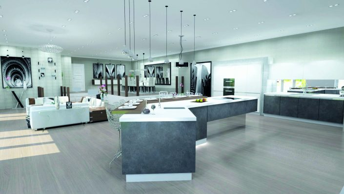 CAD visualisation expertise brings your kitchen to life