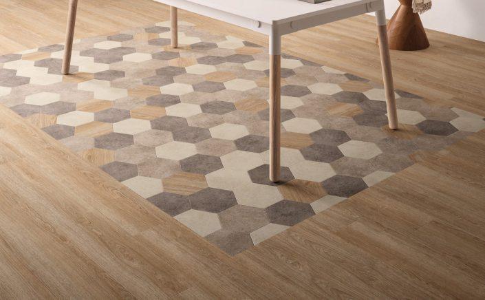 Kitchen Flooring choices – Random Patterns