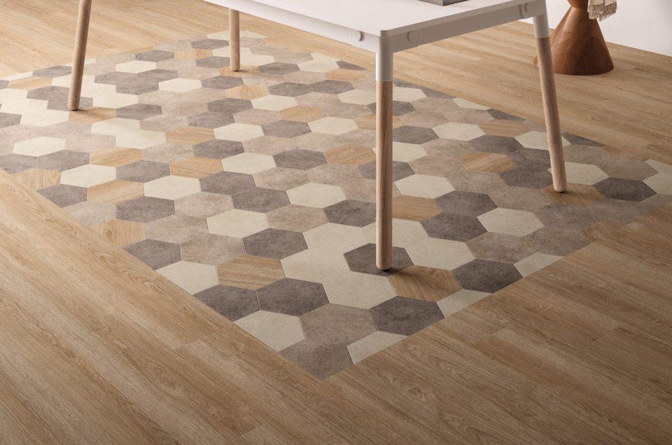 Kitchen Flooring choices - Random Patterns